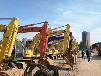 大型沃尔沃系列二手挖掘机