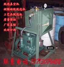 脱泡真空泵树脂硅胶真空泵抽气泡真空设备消泡真空箱真空机