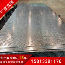 广州穗安不锈钢孔板多孔板冲孔板定做加工圆孔板过滤板洞洞板筛网网板