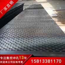 304不锈钢冲孔网花架垫板镀锌圆孔网筛网铝板冲孔板微孔筛板