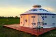 四海八荒最好的蒙古包厂家金元利专业定制蒙古包13年