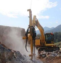 挖改液压钻机打200孔径专业定制厂家图片