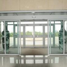 天津塘沽區自動玻璃門安裝-感應門調試廠家圖片