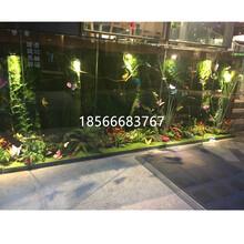 仿真植物墙绿植装饰绿植工程