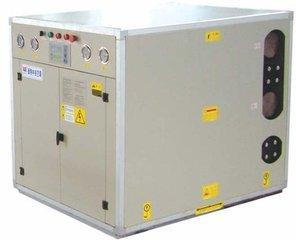 别墅地源热泵机组专业安装德祥地源热泵厂家一条龙服务