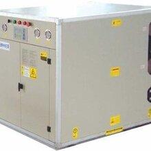 别墅地源热泵机组专业安装德祥地源热泵厂家一条龙服务图片