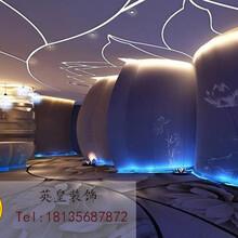 郑州洗浴中心装修设计—现代唯美风格大全