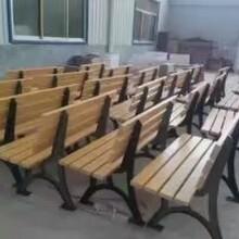 实木公园椅,塑木园林椅,户外休闲椅,铸铁椅子腿系列