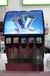 運城漢堡店專用可樂機碳酸飲料機可樂糖漿