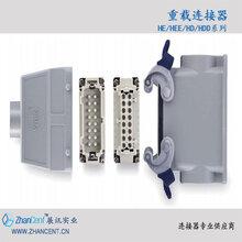 HK组合型WAIN大电流插芯10A,16A连接器