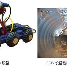 无锡锡山区管道检测、管道机器人检测
