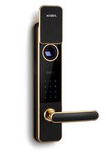 扬州西奥--仪征指纹锁电子锁密码锁刷卡锁智能锁图片
