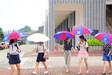广西培贤国际职业学院共享伞无需押金登记