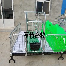 安徽蚌埠高档养猪设备母猪分娩产床猪用产仔栏厂家直销