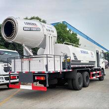 东风多利卡5吨抑尘车重汽后八轮抑尘车重汽8吨多功能抑尘车图片