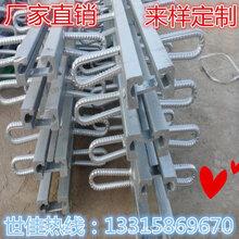 厂家定制各种规格型号桥梁伸缩缝装置梳齿板型异形伸缩缝
