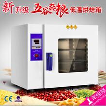 五谷杂粮烘烤箱智能药材烘干机烘培箱干燥箱
