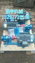 青海强亨机械2CY齿轮油泵专业输送各种汽柴油等介质