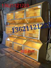 龙猫柜笼,相亲柜笼猫咪柜笼别墅笼寄养笼定做异形尺寸