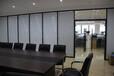 高隔间制作专业安装办公室玻璃隔断厂家直销