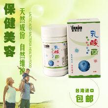 乳酸菌酵素胶囊胃肠道益生菌活性乳酸菌粉台湾亚芯品牌