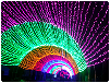 广州不同效果国际灯光秀出租与灯光节主题效果