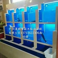 海鲜池品牌,深圳海鲜池,酒店海鲜池,超市海鲜池