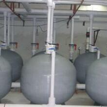 山西玻璃钢过滤沙缸石英沙过滤沙缸环保污水处理设备