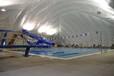 气膜游泳馆、气膜羽毛球馆、展览篷房、气模租赁、大学气膜运动馆