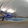 气膜羽毛球馆、展览篷房、气模租赁、大学气膜、