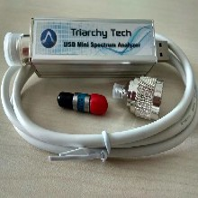 还有比TSA6G1更便捷的微型频谱仪吗?图片