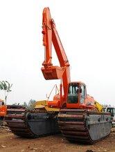 陇南玉柴215-9水路挖掘机租赁河道清淤