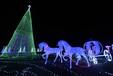 灯光节造型展览、灯光节造型出租、灯光节造型制作