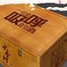 木箱子包装水香村酒