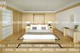 广元酒店床上用品四件套纯棉全棉宾馆旅馆床单被套简单清新花纹全国包邮