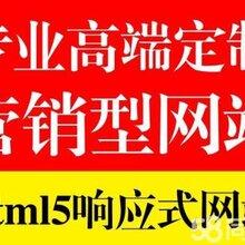 深圳市龙华专业制作营销型网站企业门户网站