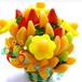 仿真水果假水果蔬菜模型道具櫥柜裝飾品仿真圓葡萄長提子