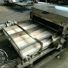 不锈钢带鱼切段机,鲜鱼切段机,刀鱼切块机图片