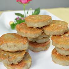 良信达最全藕产品都在这个里藕条藕饼三鲜饼