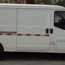 纯电动面包车新能源物流车本月购车租车赠送3880大礼包图片