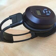 唐山学院红外调频两用耳机JYZY-17R四六级听力专用耳机图片