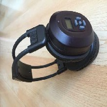 唐山学院红外调频两用耳机JYZY-17R四六级听力专用耳机