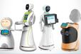 迎賓機器人、送餐機器人-穿山甲