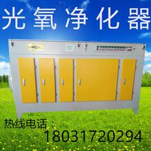 光解催化环保设备等离子净化器环保设备环评设备