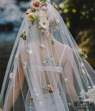 长沙婚庆公司推荐全球最美新娘头纱