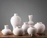 家居软装饰品厂家新中式现代摆件手工插花陶瓷定制酒柜装饰摆设