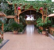 大连温室,生态餐厅温室,歌珊温室,河南温室图片
