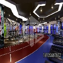 健身房装修设计——英皇装饰专业有态度