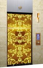电梯装饰,电梯厅门装饰