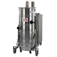 不锈钢工业吸尘器,威德尔吸尘吸水设备,吸铁屑钢渣的吸尘器,机械加工厂用的吸尘器图片